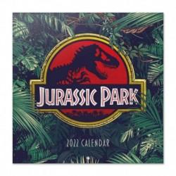 Calendario 2022 30X30 Jurassic Park