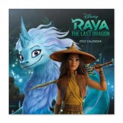 Calendario 2022 30X30 Raya Y El Ultimo Dragon