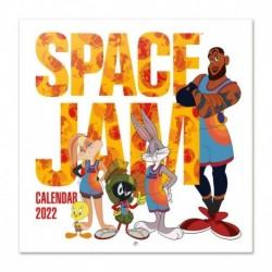 Calendario 2022 30X30 Space Jam