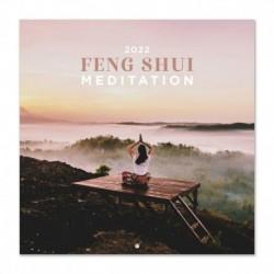 Calendario 2022 30X30 Feng Shui Meditation
