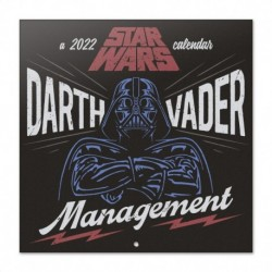 Calendario 2022 30X30 Star Wars Classic