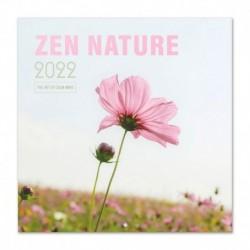 Calendario 2022 30X30 Zen Nature
