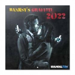 Calendario 2022 30X30 Brandalised