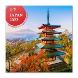 Calendario 2022 30X30 Japan