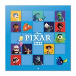 Calendario 2022 30X30 Pixar Movies