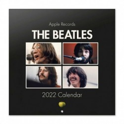 Calendario 2022 30X30 The Beatles
