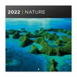 Calendario 2022 30X30 Nature