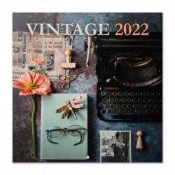 Calendario 2022 30X30 Vintage