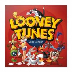 Calendario 2022 30X30 Looney Tunes
