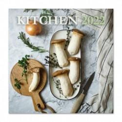 Calendario 2022 30X30 Kitchen