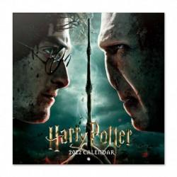 Calendario 2022 30X30 Harry Potter Films