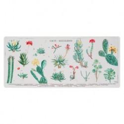 Alfombrilla Raton Xl Botanical Cacti