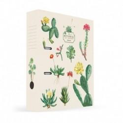 Archivador Con Compresor Botanical