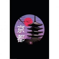 Poster Vincent Trinidad Kyoto Wave