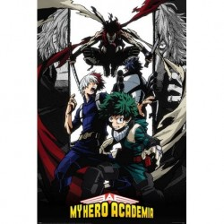 Poster My Hero Academia Hero Killer Stain