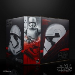 Casco Electronico Star Wars Black Series Stormtrooper Primera Orden