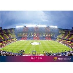 Postal A4 Fcb Camp Nou 2014-15