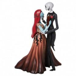 Figura Disney Pesadilla Antes De Navidad Jack Y Sally Alta Costura