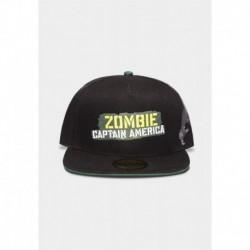 Gorra Marvel What If Zombie Capitan America