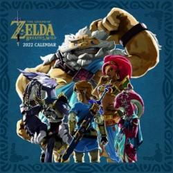 Calendario 2022 30X30 The Legend Of Zelda