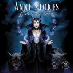 Calendario 2022 30X30 Anne Stokes