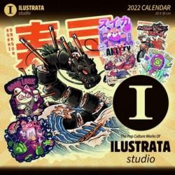 Calendario 2022 30X30 Ilustrata Studio