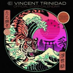 Calendario 2022 30X30 Vincent Trinidad