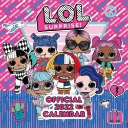 Calendario 2022 30X30 Lol Surprise Omg