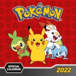 Calendario 2022 30X30 Pokemon