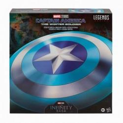 Replica Escudo Sigilo Marvel Capitan America Soldado De Invierno