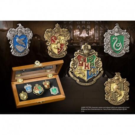 Set De Pines Harry Potter Casas De Hogwarts