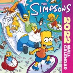 Calendario 2022 30X30 The Simpsons