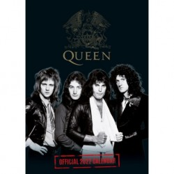 Calendario 2022 A3 Queen