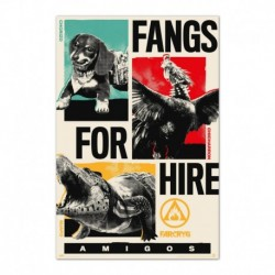 Poster Far Cry 6 Fangs For Hire