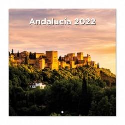 Calendario 2022 Andalucia 30X30