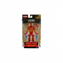 Figura Modular Iron Man Marvel Legends Series
