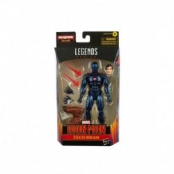 Figura Stealth Iron Man Marvel Legends Series