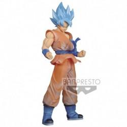 Figura Son Goku Super Saiyan Blue Dragon Ball Super Clearise