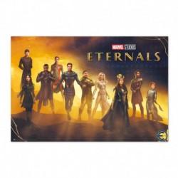 Poster Eternals Marvel