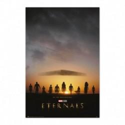 Poster Eternals In The Beginning Marvel