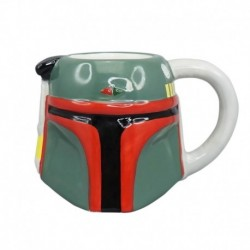 Mini Taza Star Wars Boba Fett