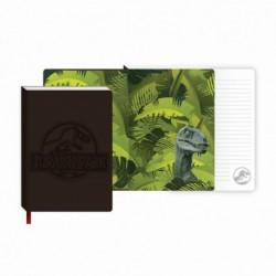 Cuaderno A5 Jurassic Park Velociraptor