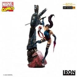 Figura Psylock X-Men Marvel Escala 1/10