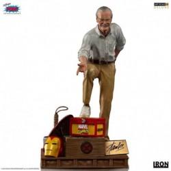 Figura Stan Lee Deluxe Marvel Escala 1/10