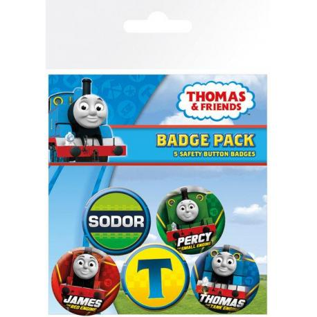 Pack de chapas Thomas and Friends High Velocity