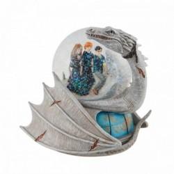 Bola De Nieve Dragon Ironbelly Ucraniano Harry Potter