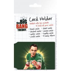 Tarjetero The Big Bang Theory Bazinga