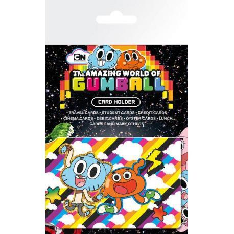 Tarjetero Gumball Friendship