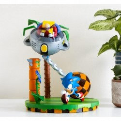 Figura Sonic & Eggman Sonic The Hedgehog 30Th Ann