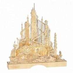 Castillo Iluminado Disney La Sirenita